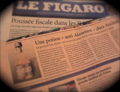 Figaro du 20/02/06
