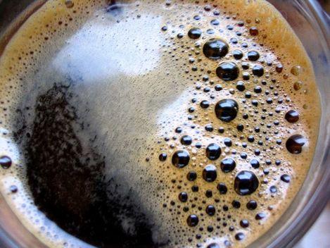 tasse de café (amélioré par quelques grains de sel)
