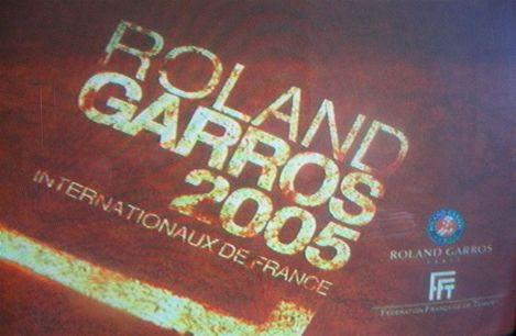 Roland-Garros 2005