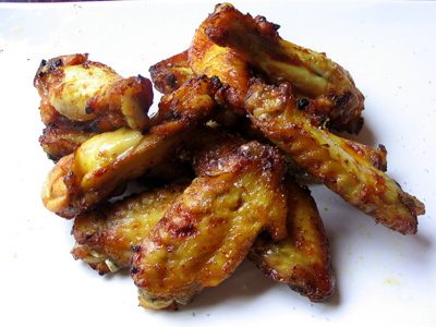 Chicken Wings 'à votre sauce'