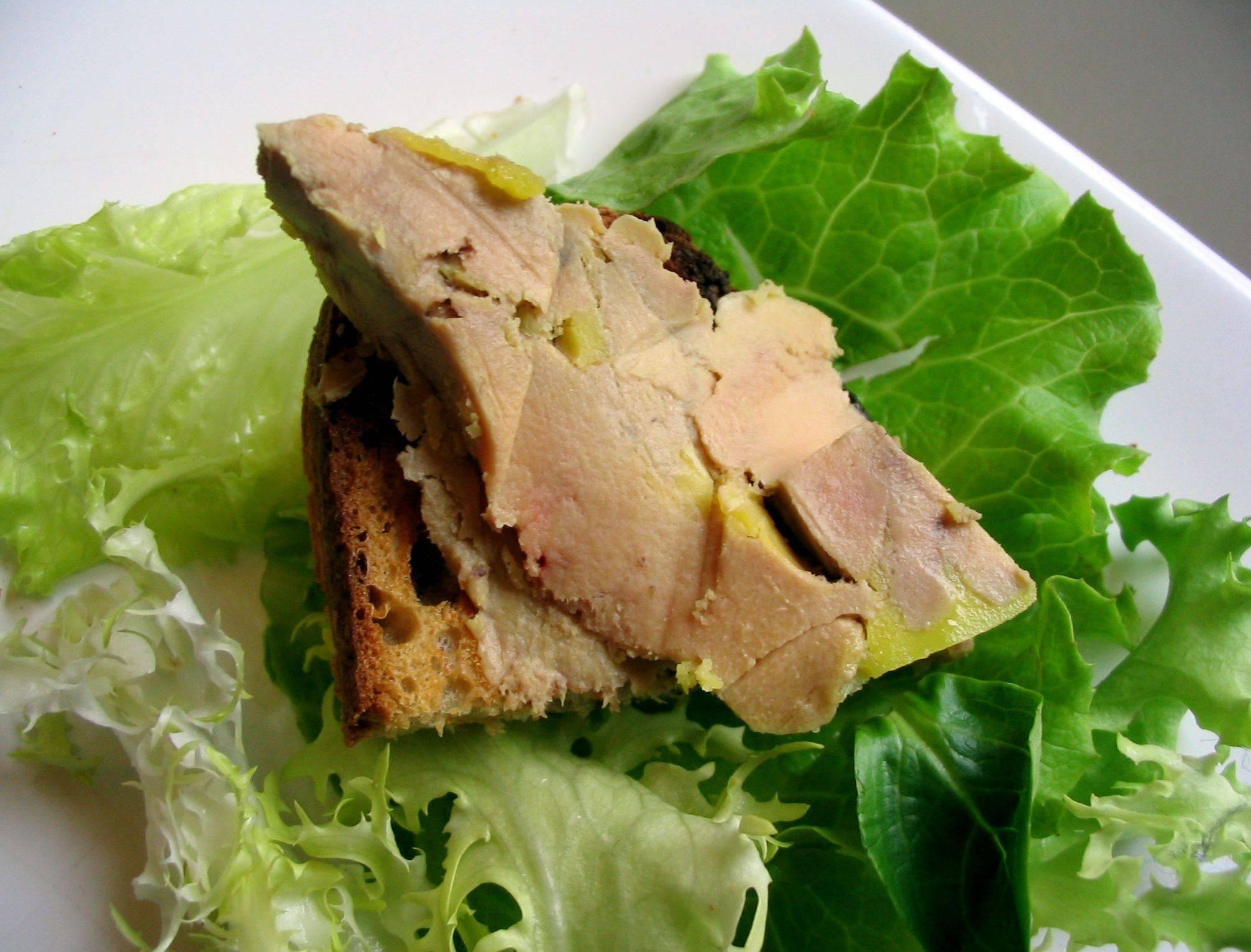 Culinotests pourquoi pr parer son foie gras la fa on d 39 eric l autey - Preparer son foie gras ...