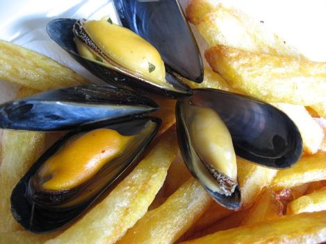 moules frites culinotests